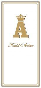 Kuld Artur kinkekaart