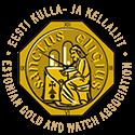 Eesti kulla-ja kellaliit logo