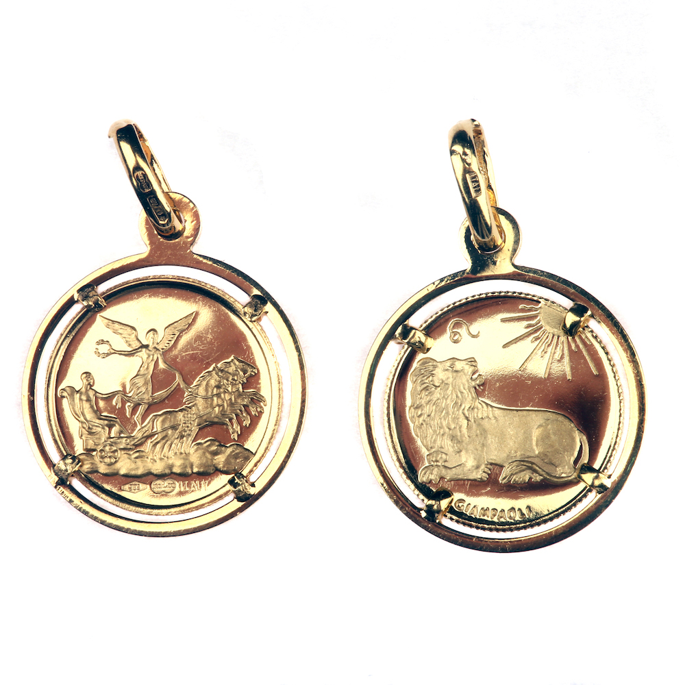 Kuld Artur kullast horoskoobiripats- Lõvi